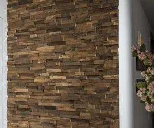 Lesena stenska obloga ORKNEY