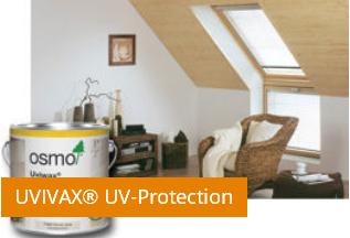 Vogart Osmo UVIVAX UV zaščita za les