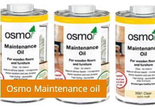 Vogart - Osmo Maintenance Oil vzdrževalno olje